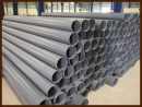PVC pipe and PVC fittings, HDPE pipe